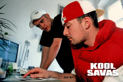 Kool Savas Optik Records Mike Schmitz